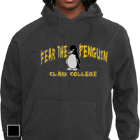 Fear The Penguin Hoody